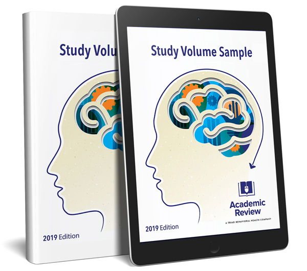 Sample Study Volume ebook