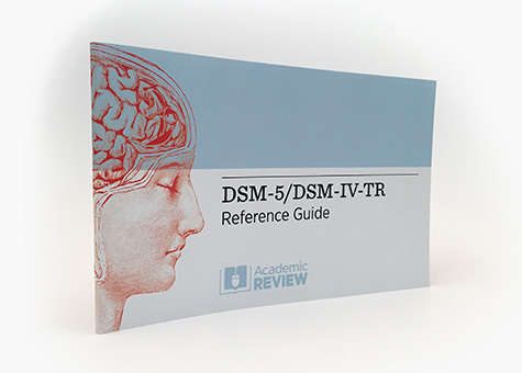 DSM-5 Reference Guide
